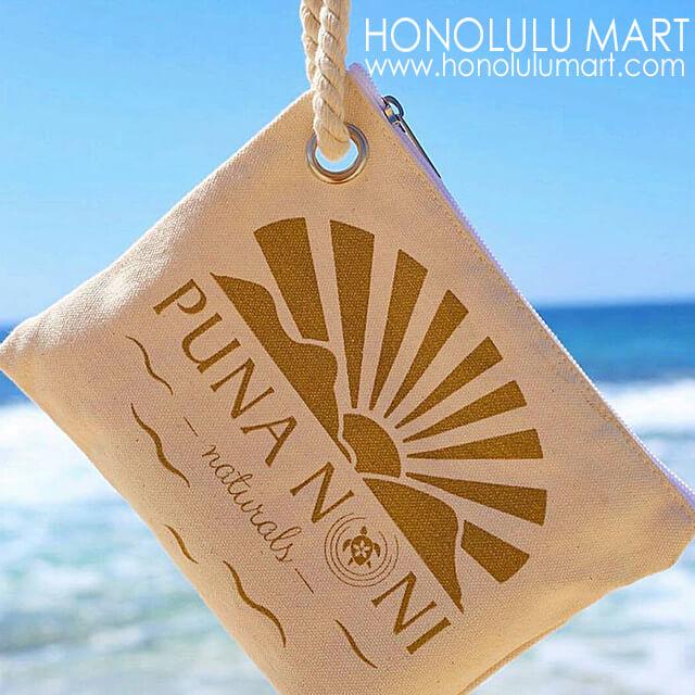 ハワイのプナノニ・ナチュラルズ・ポーチ1