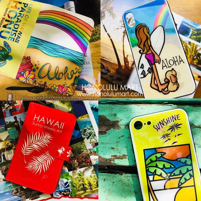 ハワイアンiPhoneケースの写真5
