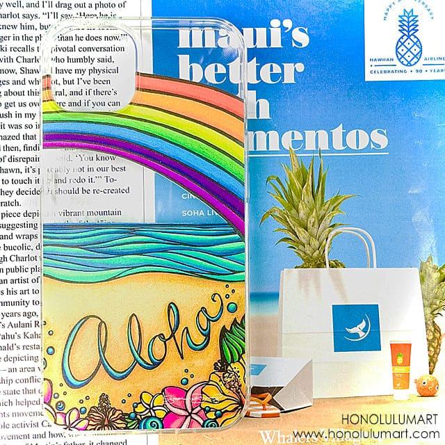 アロハ・ハワイiPhoneケース2