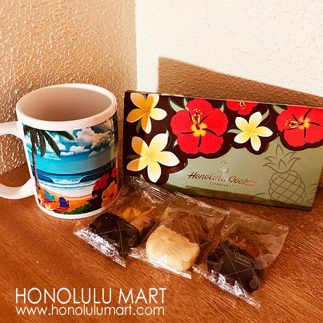 ハワイのホノルルクッキー2