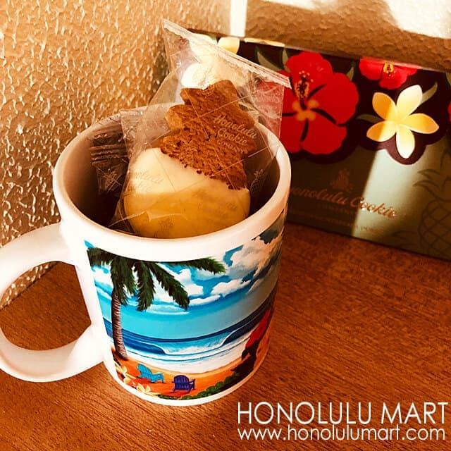 ハワイのホノルルクッキー3