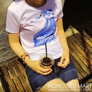 マハロ航空エアラインTシャツ2