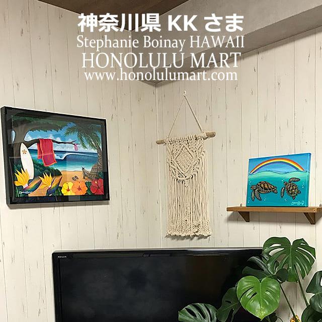 ハワイアン・インテリアの写真8
