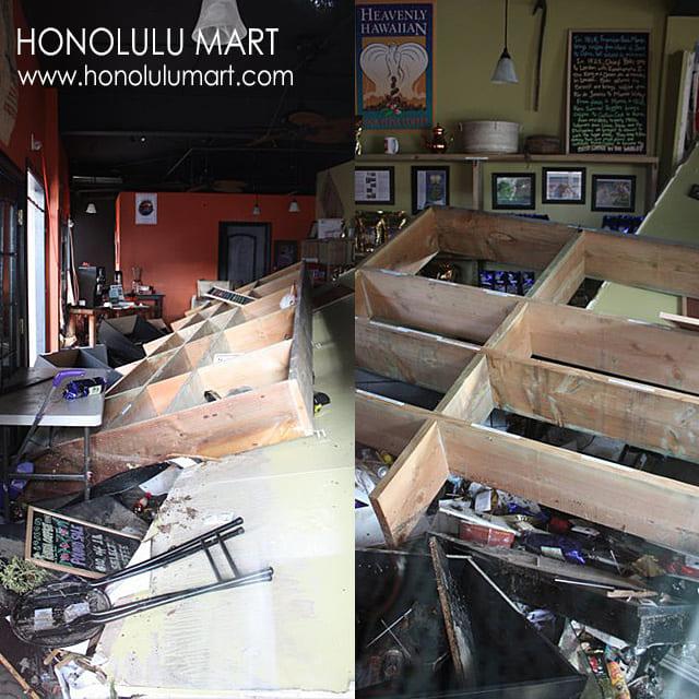 ハワイ島のコーヒーショップの写真2