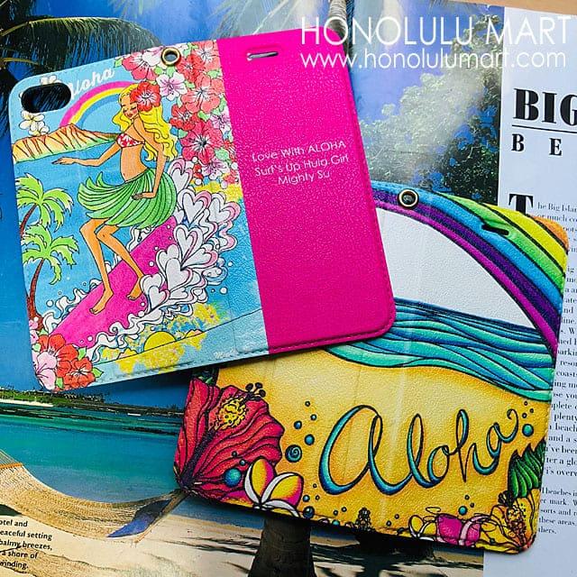 人気のハワイアンiPhoneケース