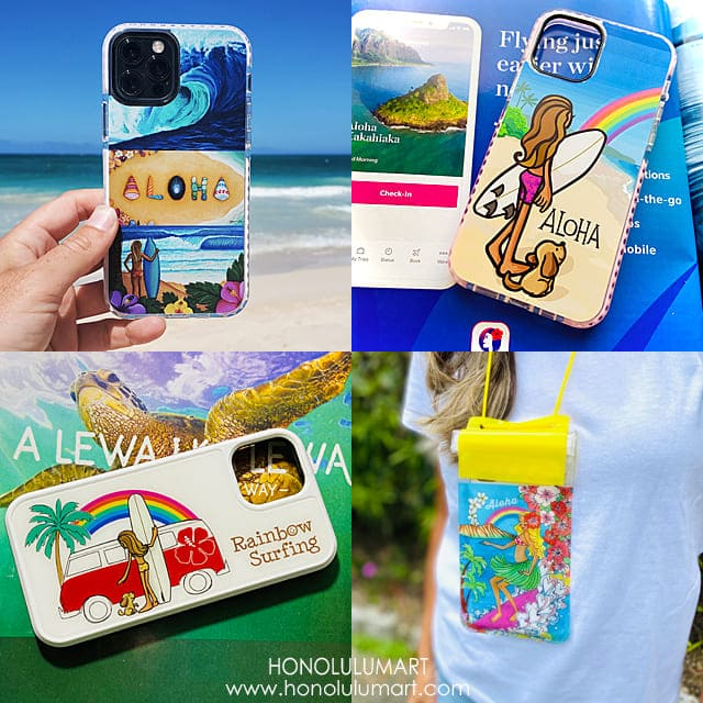 サーフィン女子に人気のiPhoneケース