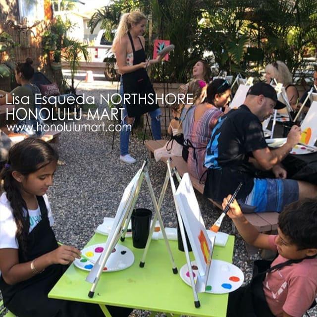 リサ・エスカーダのアートスクールの写真