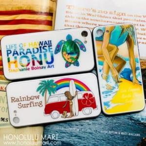 ハワイアンiPhoneケース