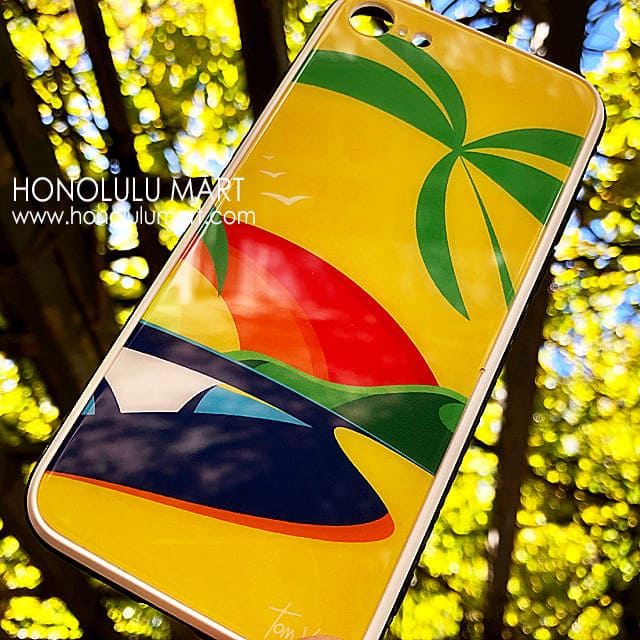 Sun Day iPhoneケース(Tom Veiga)2
