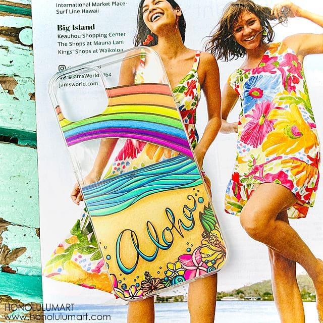 アロハ・ハワイiPhoneケース6