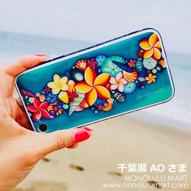 カラーズ・オブ・ハワイiPhoneケース12