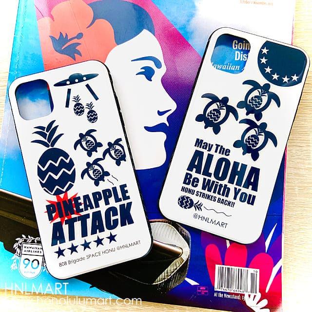ハワイアンウォーズiPhoneケース(エピソード1・2)