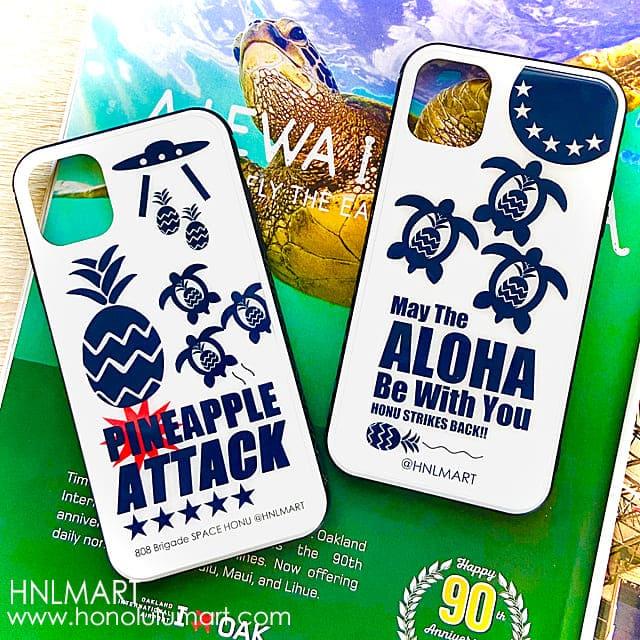 ハワイアンウォーズiPhoneケース(エピソード1・2)1