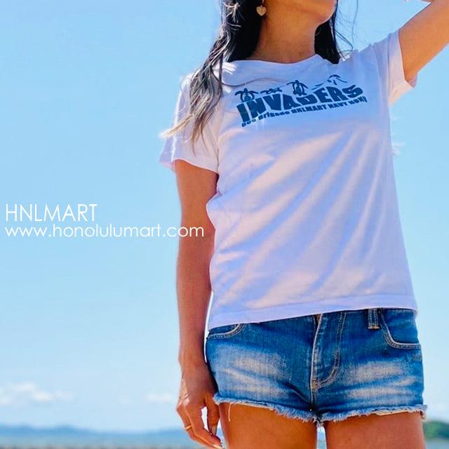 ホヌ50ハワイアンTシャツ5