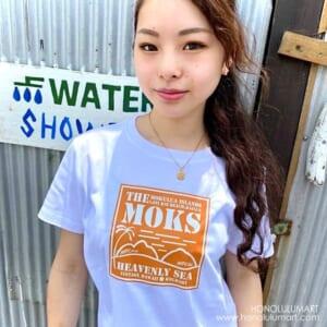ラニカイビーチ・ロゴTシャツ4