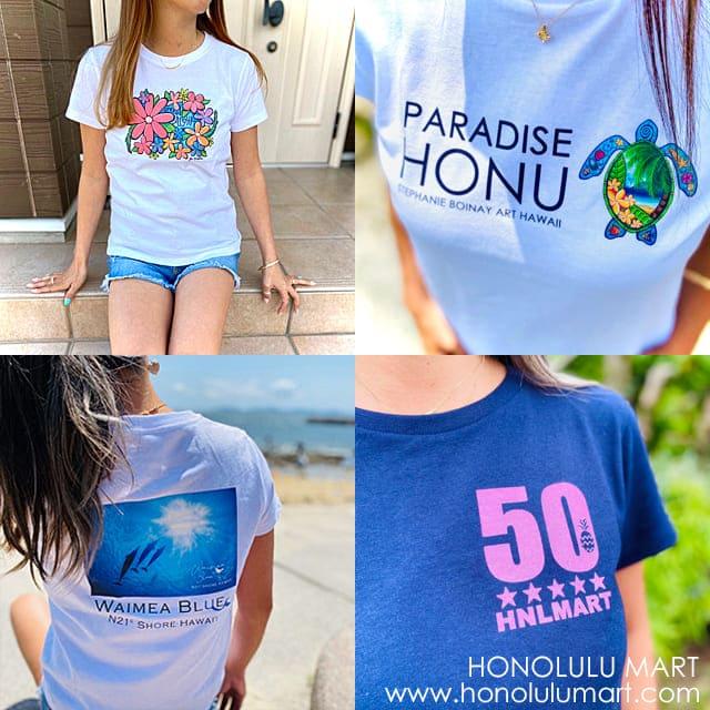 ハワイアンTシャツ3