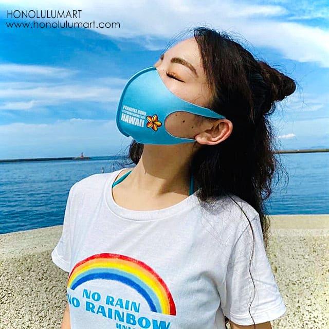 ホヌのハワイアンマスク4