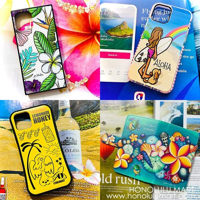 ハワイアンiPhoneケースの写真1