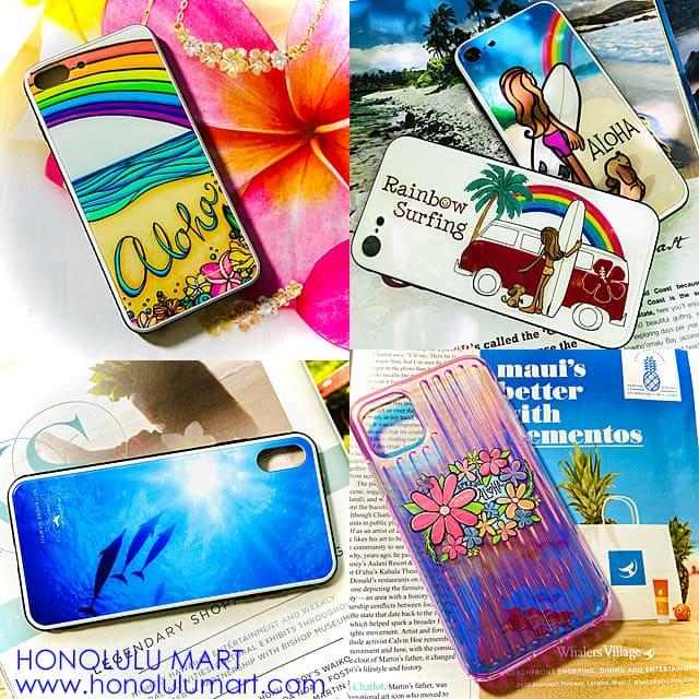 ハワイアンiPhone12ケース