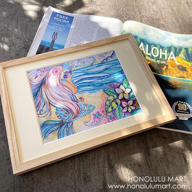 マーメイド・ブリスのハワイの絵5