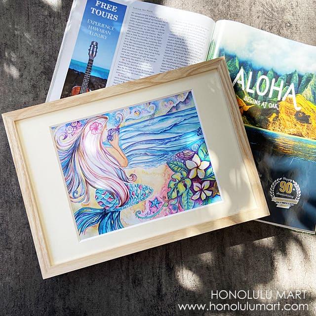 マーメイド・ブリスのハワイの絵7