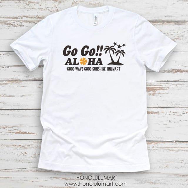 Go Go アロハTシャツ