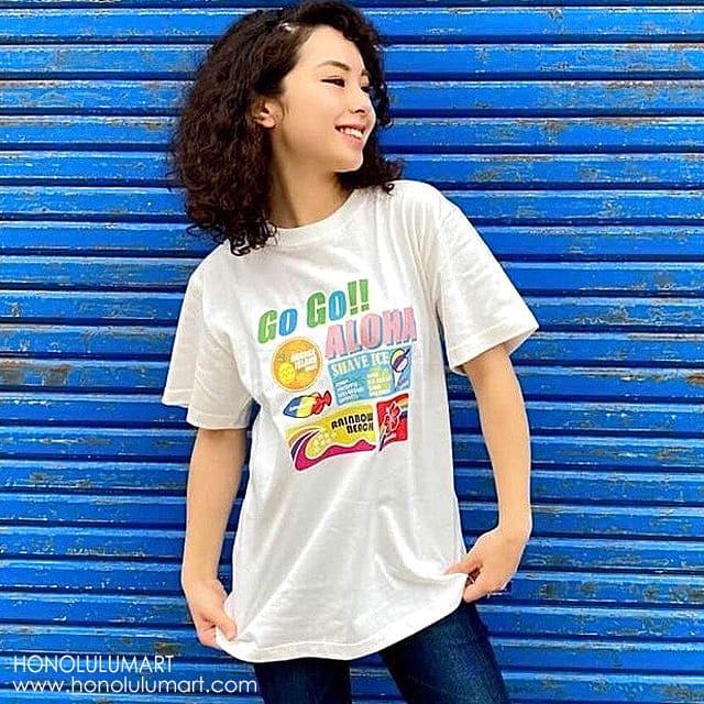 Go Go アロハTシャツ2