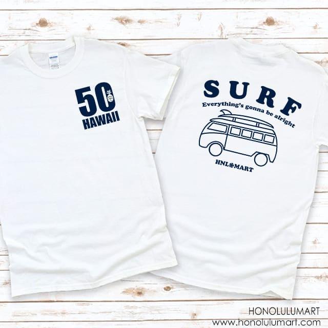 SURFワーゲンバスTシャツ