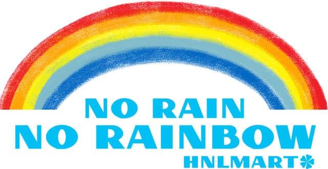 NO RAIN NO RAINBOW(ハワイアン雑貨通販ホノルルマート)2