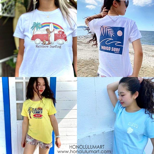 ハワイアンTシャツ