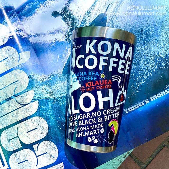 コナコーヒー風サーモタンブラー3