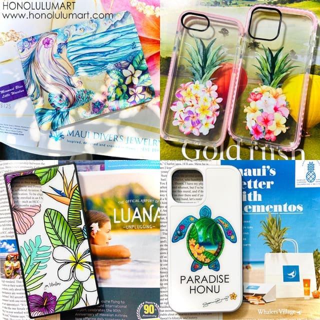 ハワイアンiPhoneケース6